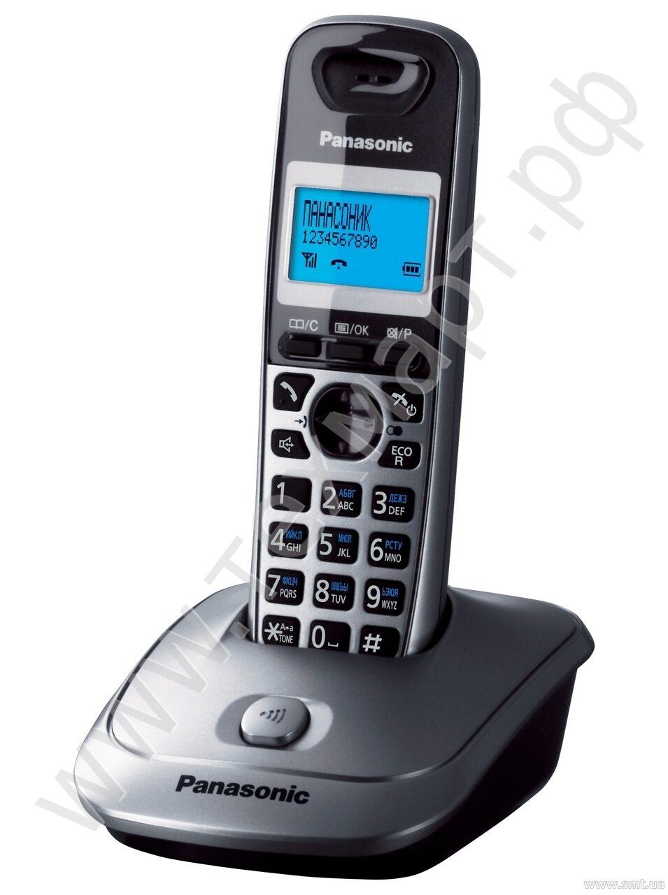 Телефон панасоник kx tg2511ru 2