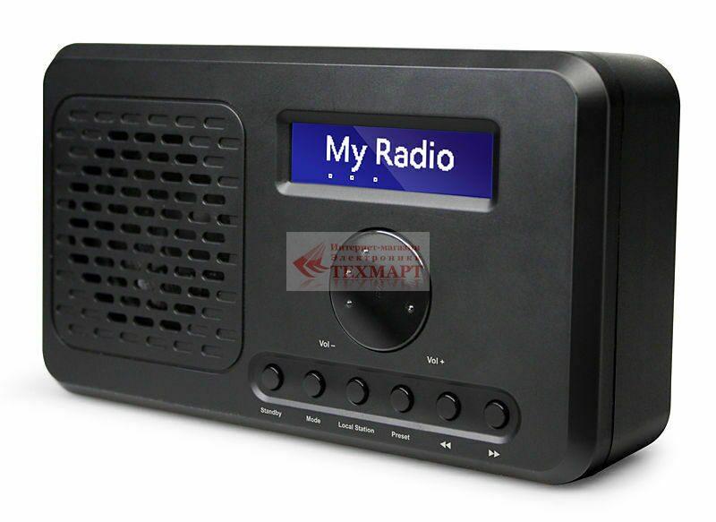 Интернет радиоприемник