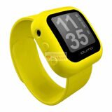 Плеер MP3 QUMO Sports Watch yellow, желтый
