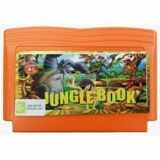 Картридж Dendy Jungle Book (Книга джунглей)