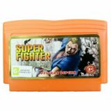 Картридж Денди Super Fighter (Contra 2) (рус. версия)