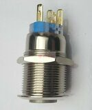 19 мм ON-(ON) LED12V 5A250V 5c IP67 1NO1NC-G_1