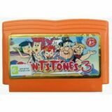 Картридж Dendy Flintstones 3