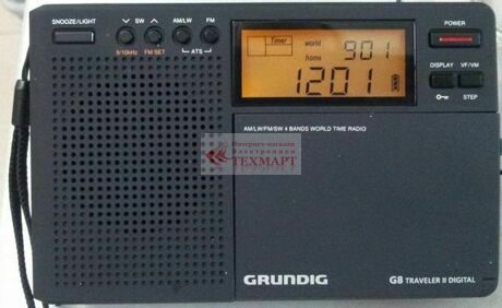 Радиоприемник Grundig G8 Traveler II Digital