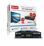 ТВ ресивер D-COLOR DC1002HD mini