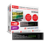 Приставка DVB-T2 D-Color DC955HD