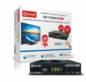 Приставка DVB-T2 D-Color DC1002HD mini