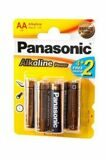 Батарейка Panasonic Alkaline Power LR6APB/6BP 4+2F LR6 4+2 шт BL6